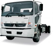 Fuso Fighter FM1628 9 speed