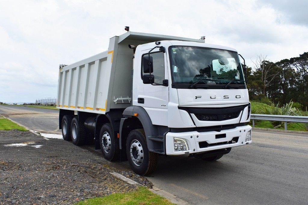 ENDURO FO3128 TIPPER 2020