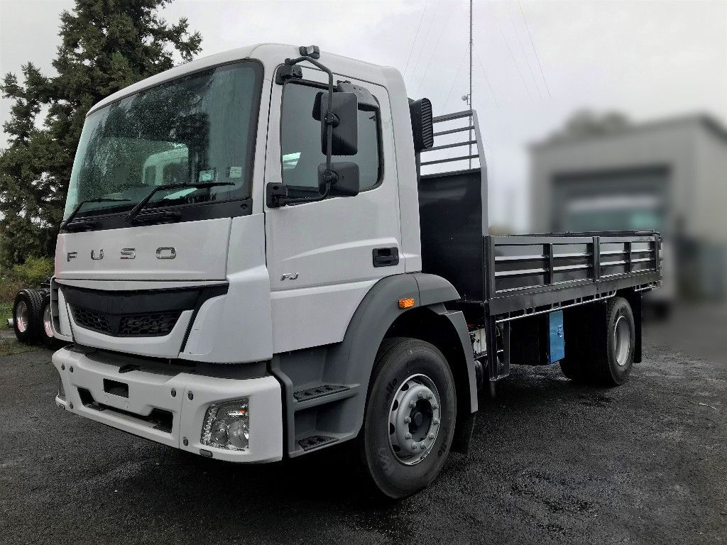 ENDURO FJ1628 LIFT OUT SIDES TIPPER 2020