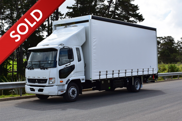 FIGHTER FK1125 CURTAINSIDER 2020