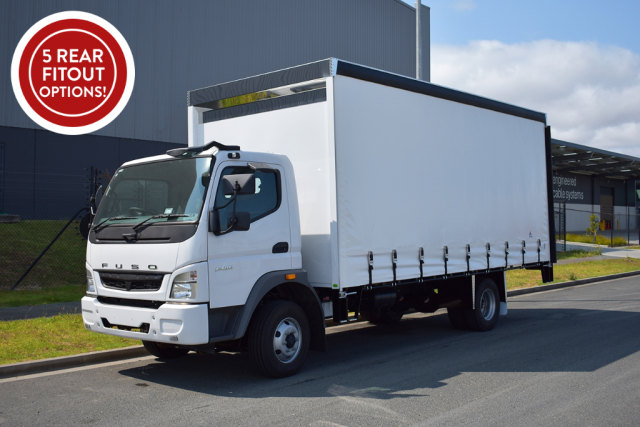ENDURO FA917 CURTAINSIDER 2019