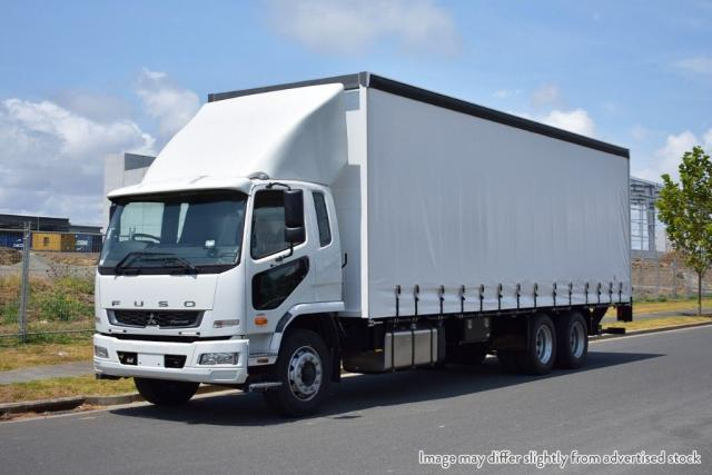 FIGHTER FU2328 CURTAINSIDER 2020