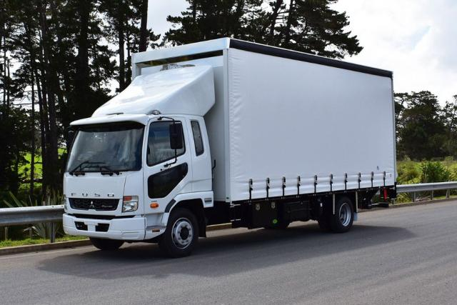 FIGHTER FK1425 CURTAINSIDER 2020