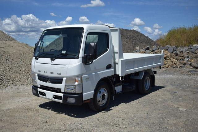 CANTER 616 CITY TIPPER 2020